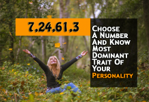 Most Dominant Trait Of Your Personality