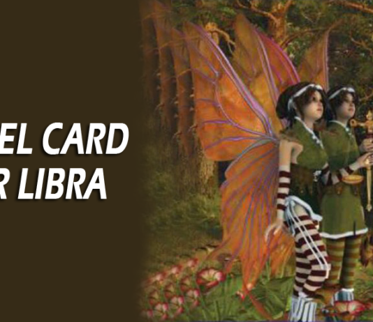 angel tarot card for libra